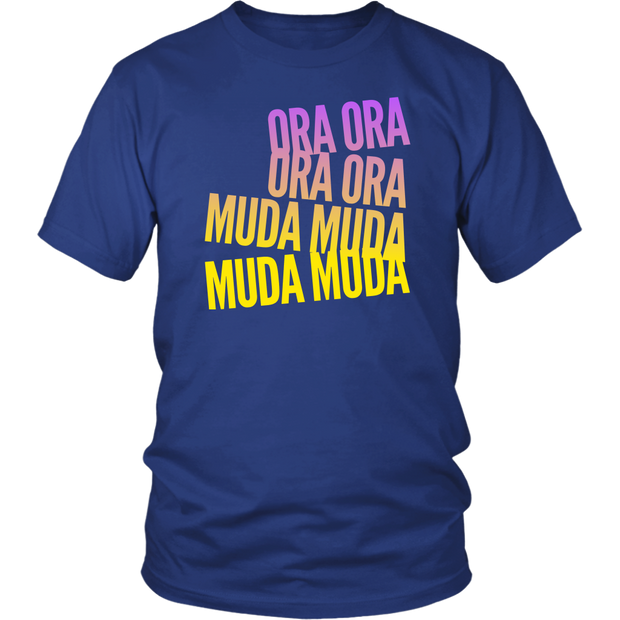 Ora Muda Anime T-Shirt