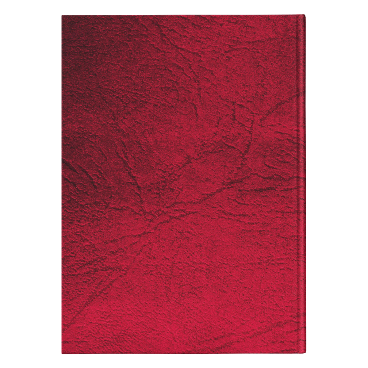 Dominatrix Journal Red Embossed Leather Look Hardcover Notebook