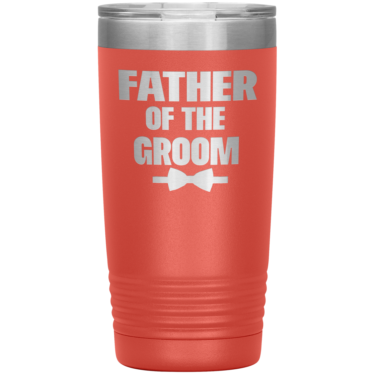 Father of The Groom Tumbler 20oz