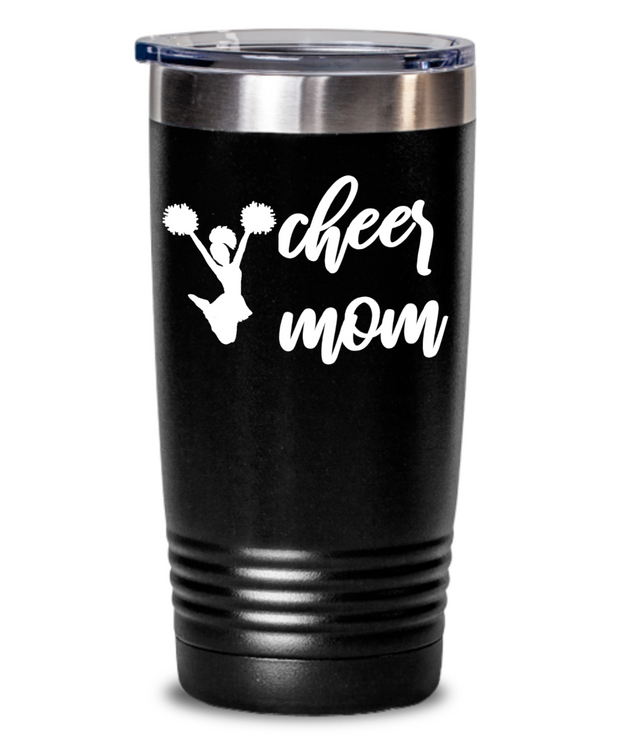 Cheer Mom Insulated Tumbler