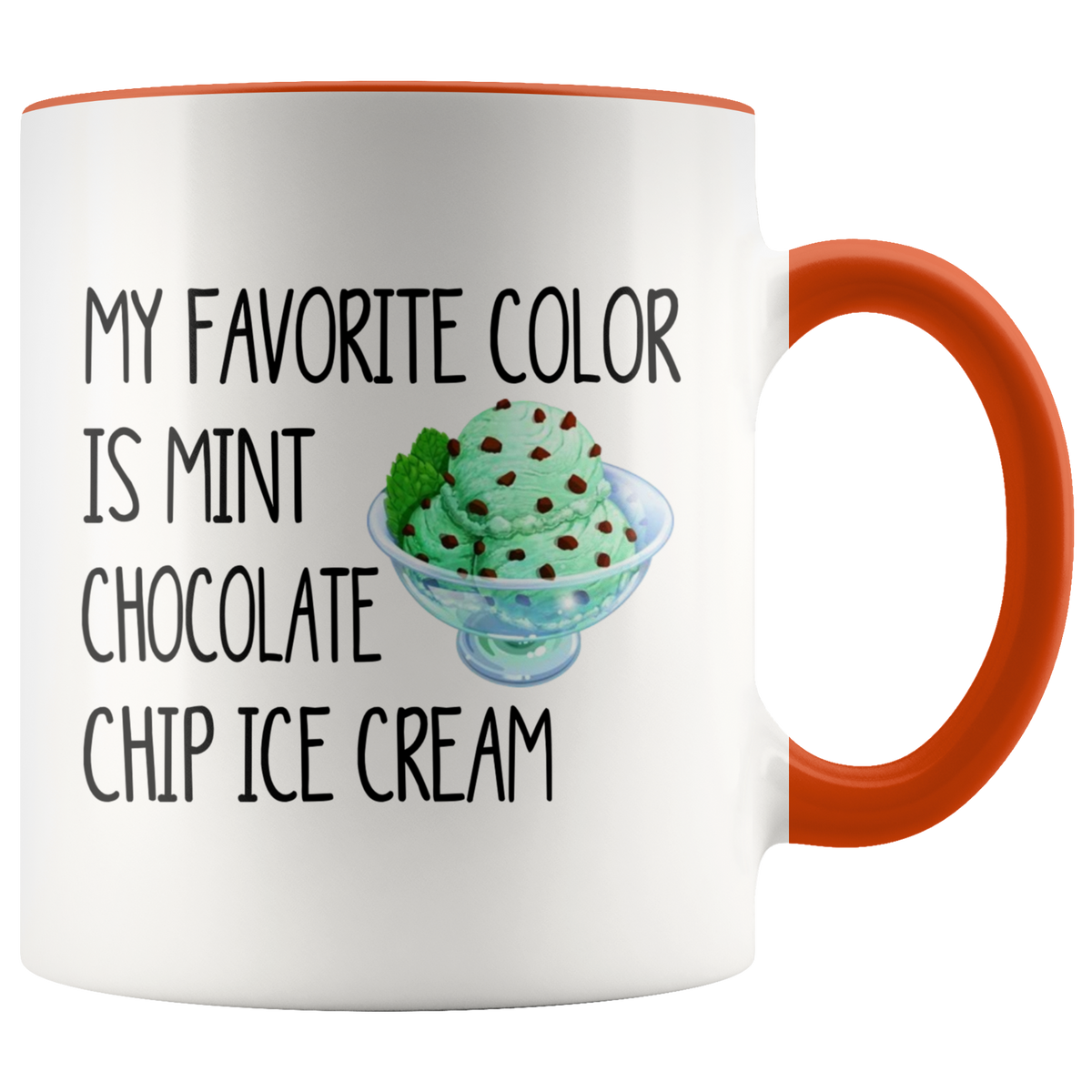 Mint Chocolate Chip Mug