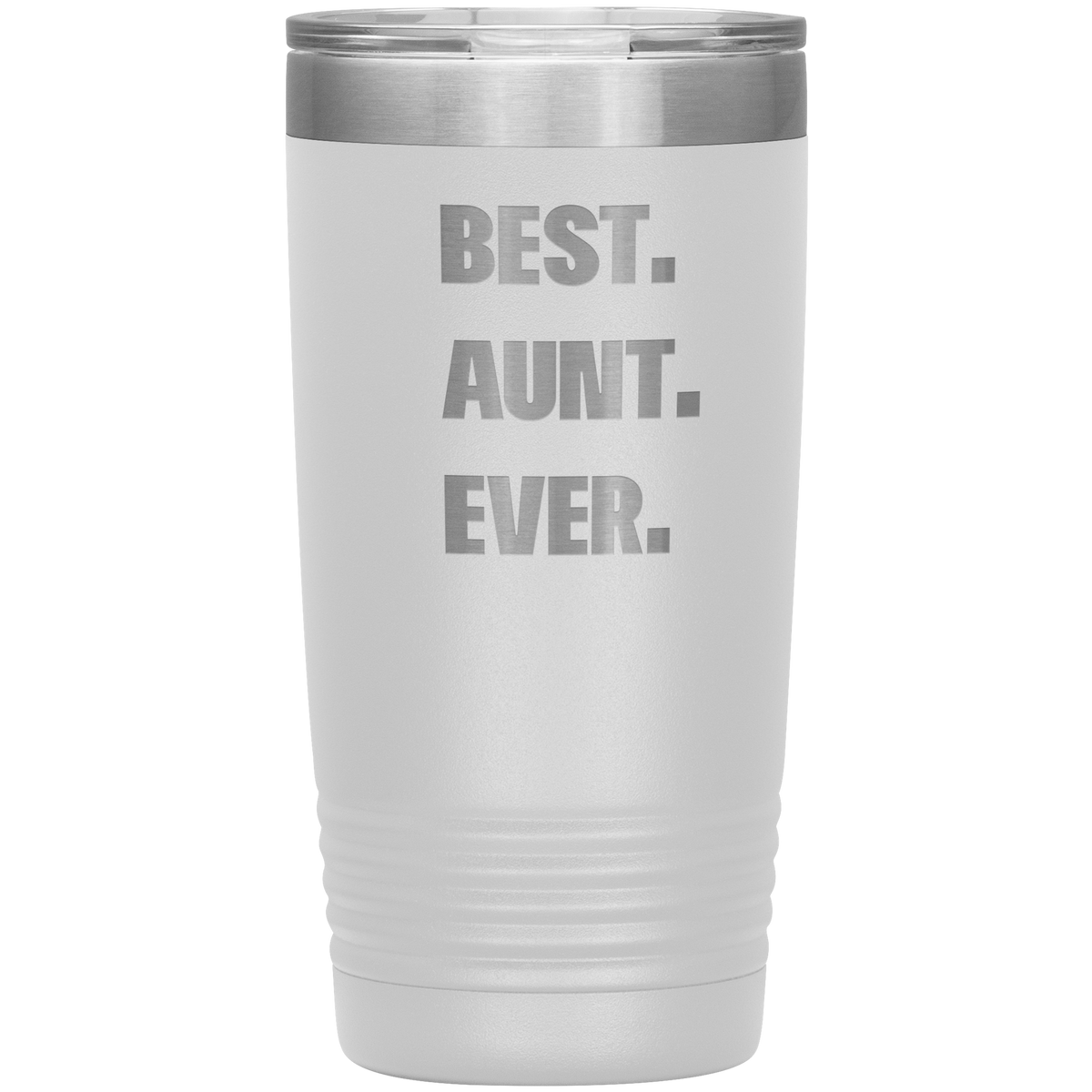 Best Aunt Ever Tumbler 20oz