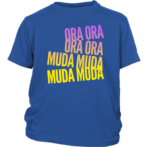 Ora Muda Anime Youth Shirt
