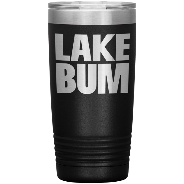 Lake Bum Tumbler 20oz