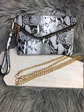 Load image into Gallery viewer, BRITNEY Clutch/Crossbody Bag