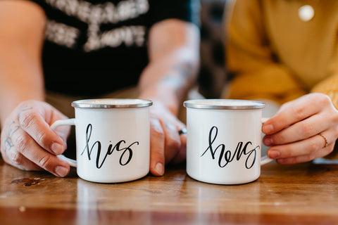Couples Mug Set