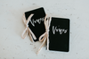 Vows Notebook