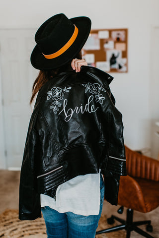 Customize Your Leather Jacket