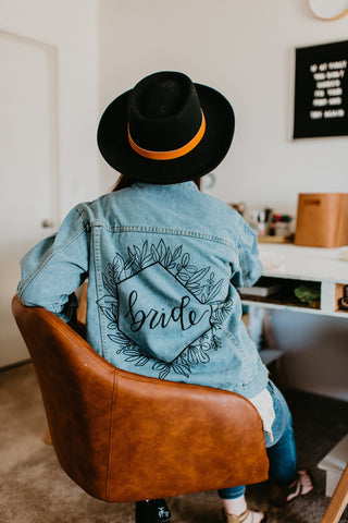 Customize Your Jean Jacket