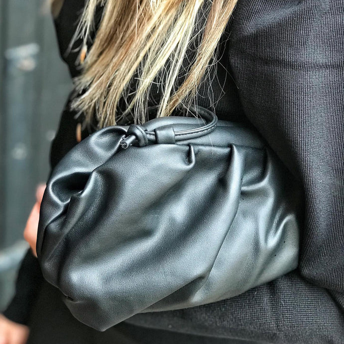 CLOUD BAG - BLACK LARGE (PRE-ORDER)