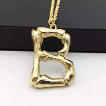 Load image into Gallery viewer, SMALL INITIAL NECKLACE
