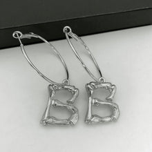 Load image into Gallery viewer, INITIAL EARRINGS