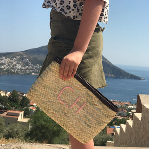 CLASSIC PERSONALISED CLUTCH