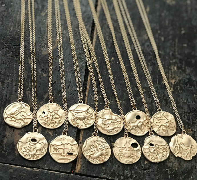 MATT ZODIAC NECKLACE