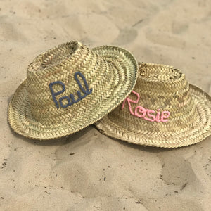 CHILDREN'S PERSONALISED HAT