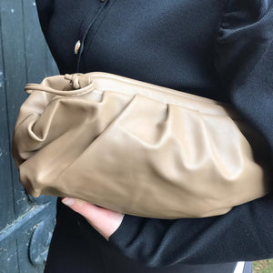 CLOUD BAG - TAN LARGE (PRE-ORDER)