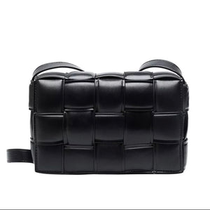 BLACK PADDED BAG (PRE-ORDER)