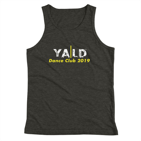 YALD Dance Club 2019 Tank Top for Youth