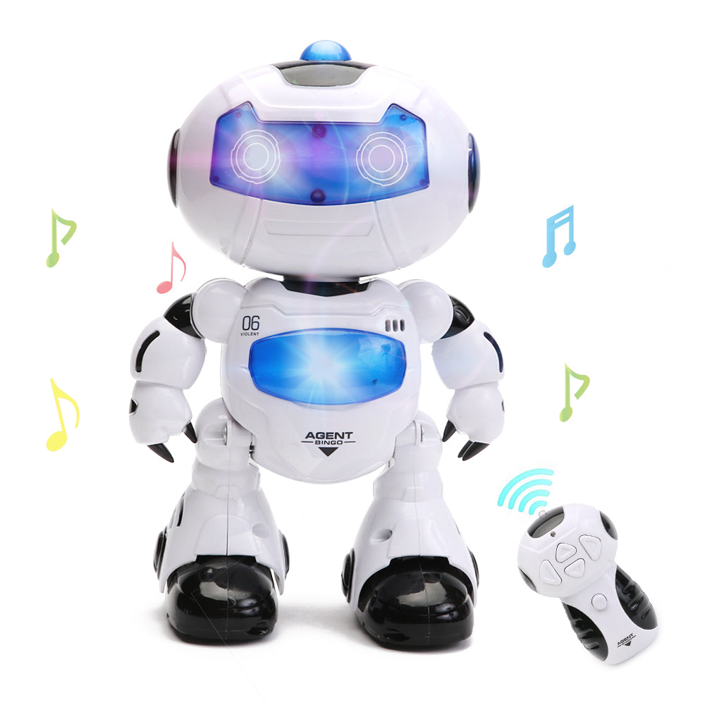 Remote Control Walking Robot Toy