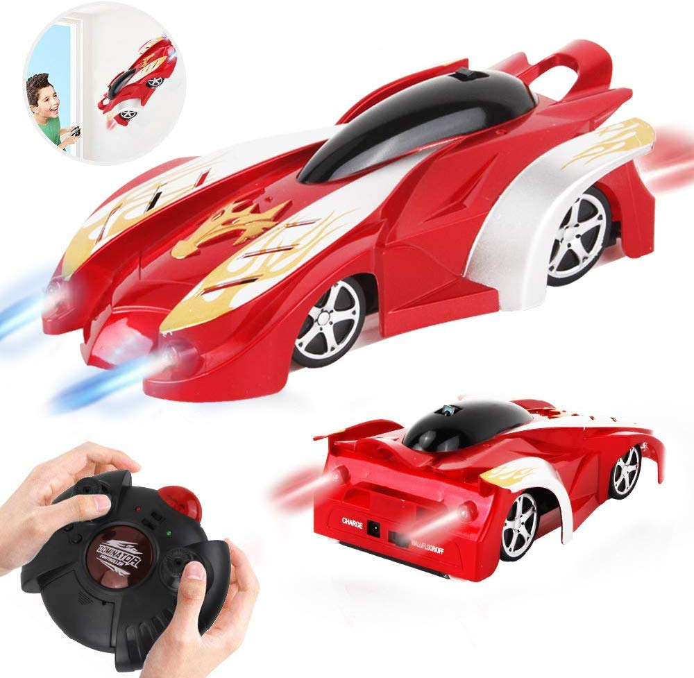 Remote Control Car - Wall Climbing RC Car