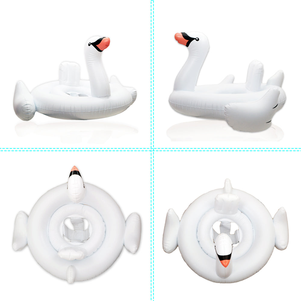 Baby Swim Ring Pool Float