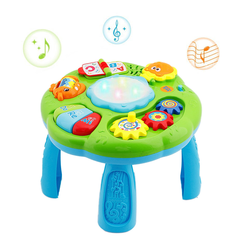 Musical Learning Table Baby Toy