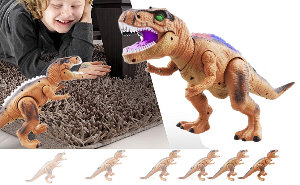 Remote Control Dinosaur ElectricToy Kids RC Animal Toys