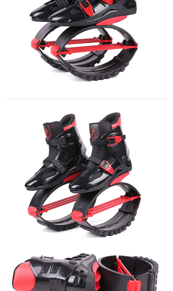 Kangaroo Jumping Shoes Bouncing Sport Fitness Shoes Saltar Toning Shoes Wedge Sneaker Women Men Outlet Slimming Body Shaping Shoes