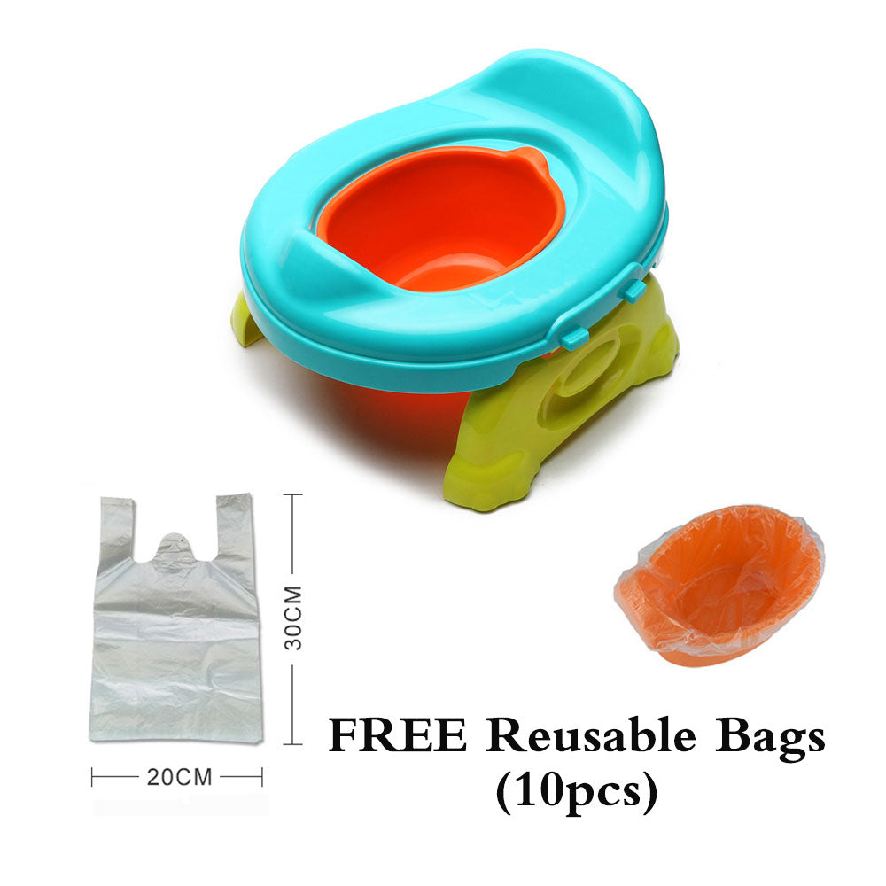 Baby Toilet Training Travel Potty