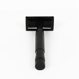 MODEL TBD - Black Double Edge Safety Razor 3pc