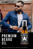 The Kraken Beard Oil 1 OZ