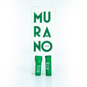 MURANO GLASS TIPS | SMERALDO