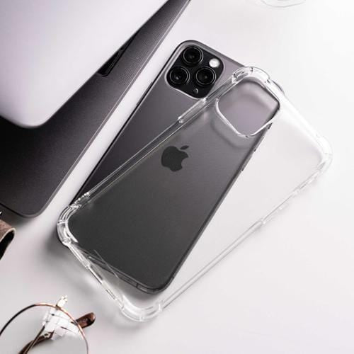 iPhone 11 - Silicone Protection Clear Case