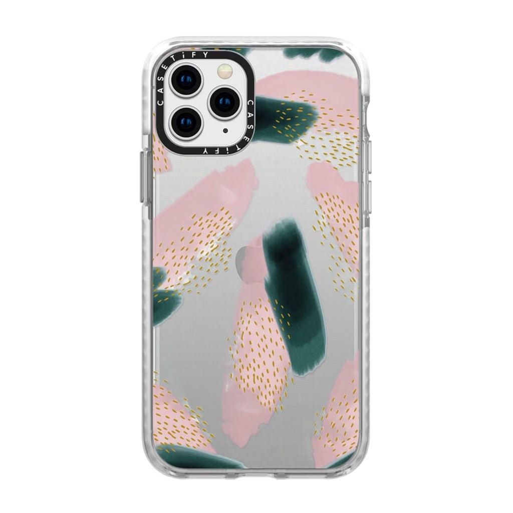 Casetify iPhone Impact Pink Pine Case