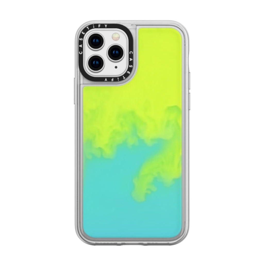 Casetify iPhone Neon Sand Exxxta Case