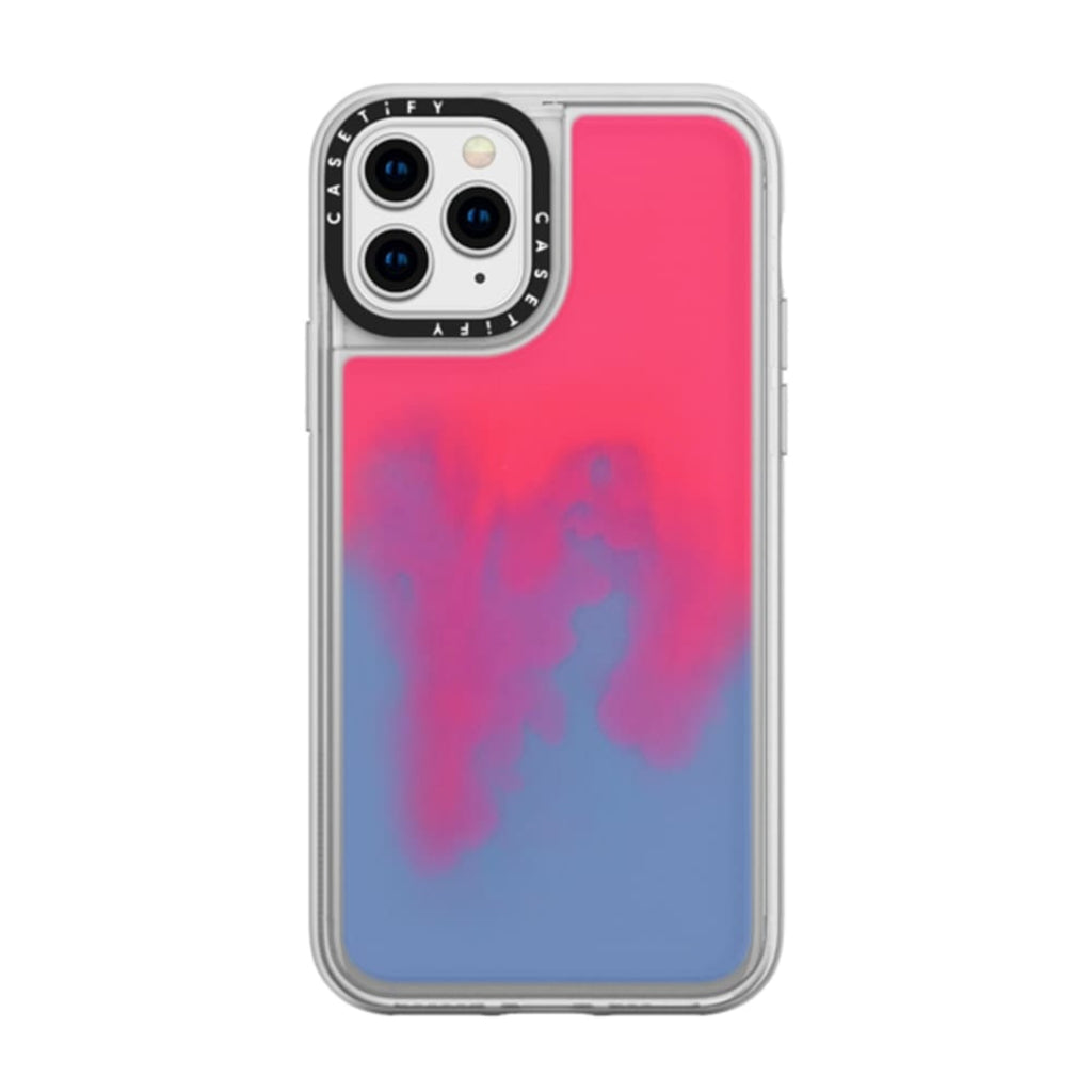 Casetify iPhone Neon Sand Hotline Case