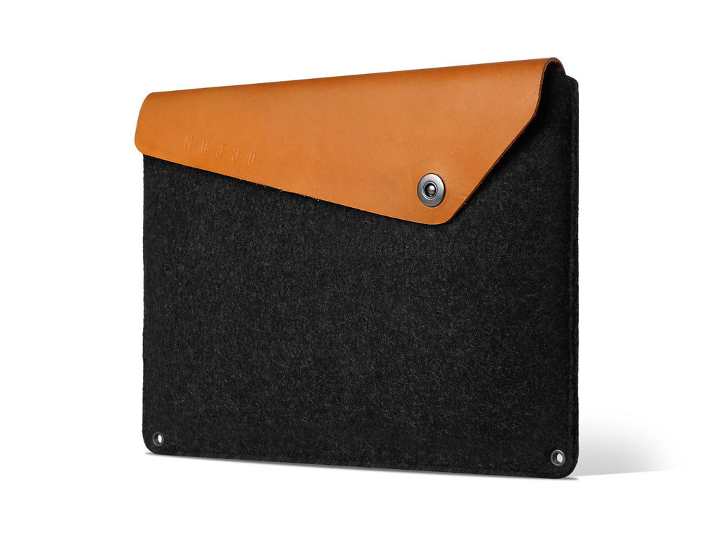 "MUJJO SLEEVE 12"" MACBOOK TAN"