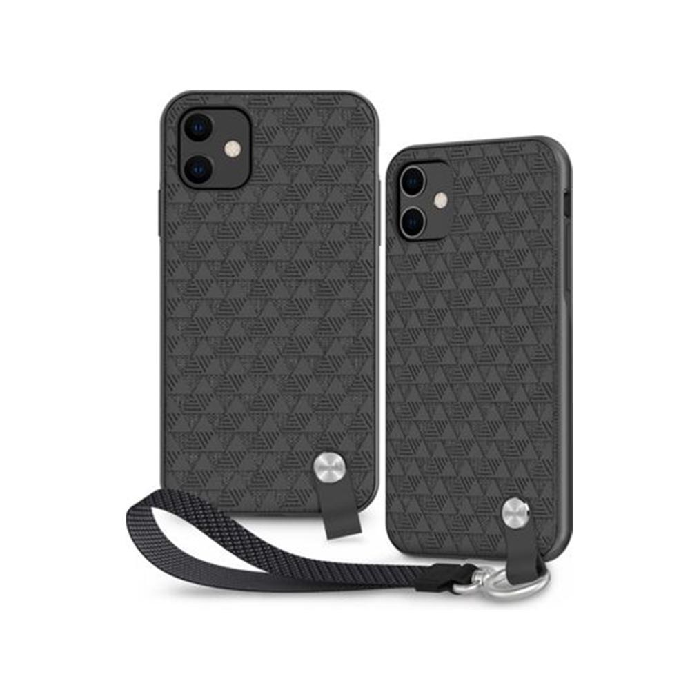 Moshi Altra iPhone Cover - Shadow Black