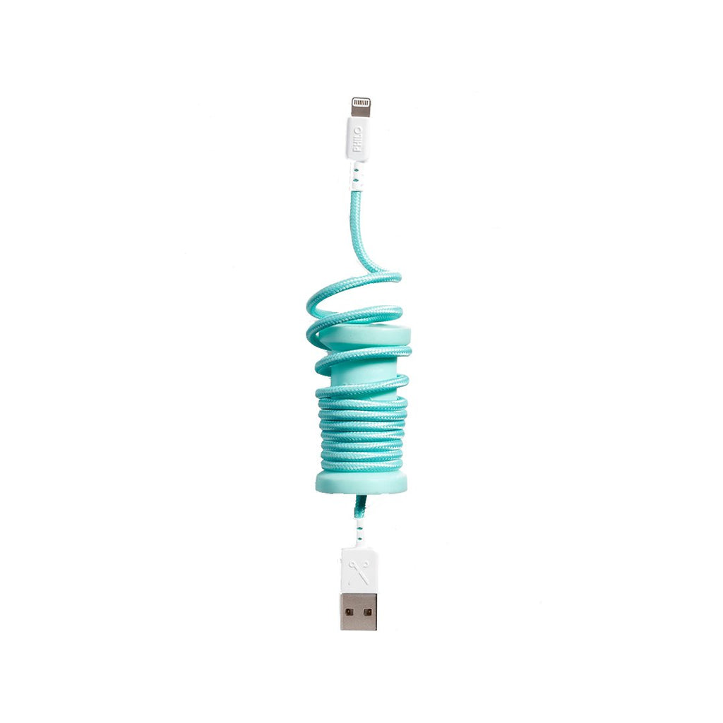 Philo Spool Cable – Caribbean Blue