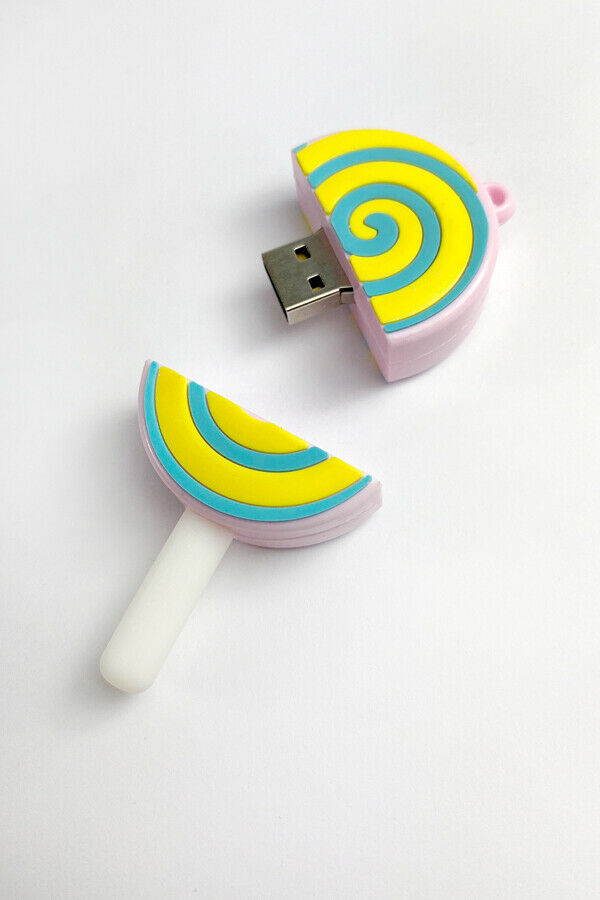 MojiPower USB Flash Drive - Lecca Lecca