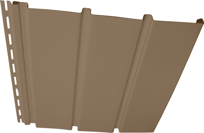 T4 Vinyl Soffit - Solid Topaz - Carton - 32DS12SD51 - Timbermill Siding