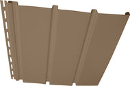 T4 Vinyl Soffit - Solid Topaz - Piece - 32DS12SD51PC - Timbermill Siding
