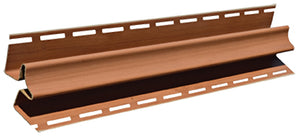 Inside Corner Post Stained American Cedar - Carton - 39AC32593 - Timbermill Siding
