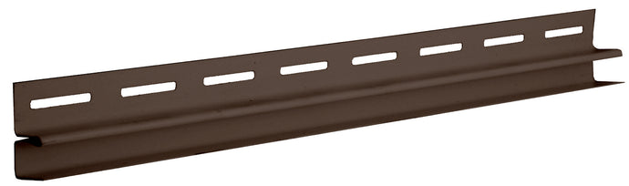 F -  Channel -  Musket Brown - Piece - 39AC34498PC - Timbermill Siding