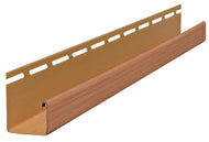 "1-1/8"" J-Channel Stained American Cedar - Piece - 39AC36693PC - Timbermill Siding"