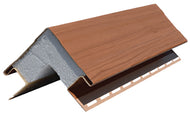 Outside Corner Post Stained American Cedar - Carton - 39AD118F41293 - Timbermill Siding