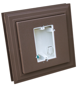 Electrical Box w/UL - Forest Brown - Piece - 39Z10066