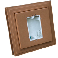 Electrical Box w/UL - American Cedar - Piece - 39Z10205