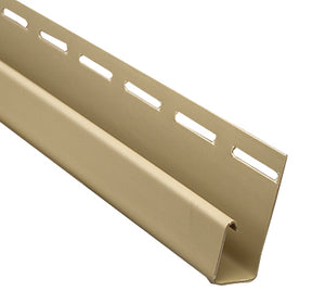 "1/2"" J-Channel Topaz - Carton - 39AC35551 - Timbermill Siding"