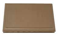 Large Standard Mount - Forest Brown - Piece - 39Z41066 - Timbermill Siding